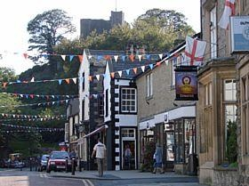 Clitheroe town centre