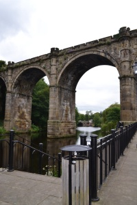 Impressive viaduct
