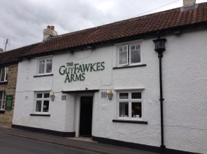 Guy Fawkes Arms, Scotton