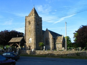 Church of St Oswald, Thornton-in-Lonsdale
