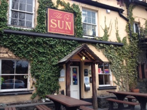 16th Century Sun Hotel, Coniston