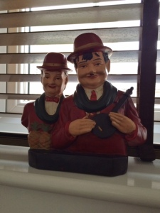 Cheeky little purchase made to add to our Laurel and Hardy collection