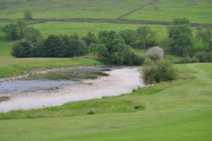 Riverside walk to Burnsall