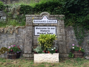 Welcome to Barnard Castle