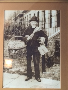 This picture hangs in the Turks Head pub and we are convinced it proves Sir Ian McKellen has lived before!