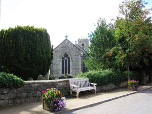 All Saints Church, Ripley