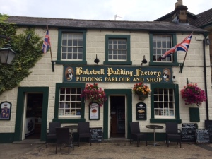 The Bakwell Pudding Factory
