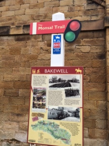 Start of the Monsal Trail at Bakewell