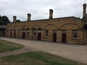 The Old Bakewell Railway Station