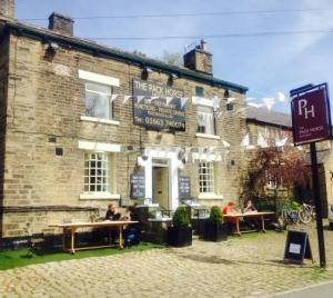 The Pack Horse Inn, Hayfield