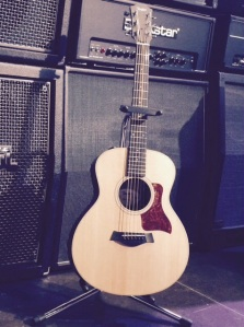 Taylor GSe-mini rosewood electro-acoustic guitar