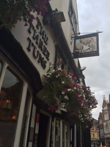 The Three Tuns Inn, a tourist destination in it's own right http://www.visityork.org/thedms.aspx?dms=3&GroupId=3&venue=1506384#