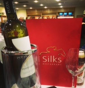 Celebration in Silks Restaurant