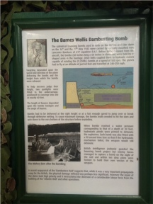 History of the Barnes Wallis Dambusting Bomb