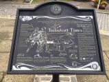 Haltwhistle's turbulent history