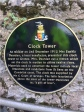 History of the town's clock tower