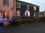 Village centre lights