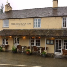 The Drunken Duck Inn, Barngates, Nr Ambleside