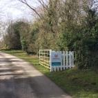 Arrival at Lower Wensleydale Caravan & Motorhome Club Site