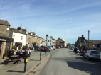 Passing through Hawes