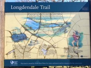 We joined the trail at the site of the old Crowden Station which opened in 1861 and closed in 1957