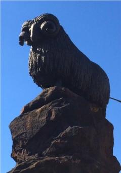 The Moffat Ram