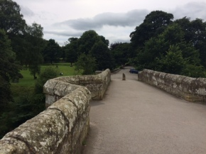 Walk over Devil's Bridge