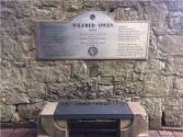 Wilfred Owen Memorial