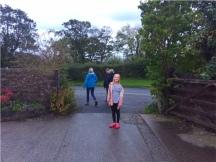 Walk to pub