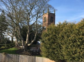 St Luke's Church, Goostrey