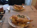 Fish n chip supper