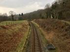 Lakeside & Haverthwaite Heritage railway line