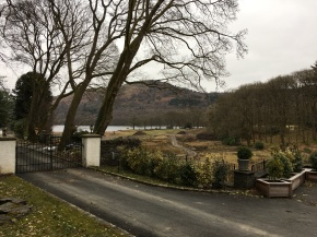 Lake Windermere from main road