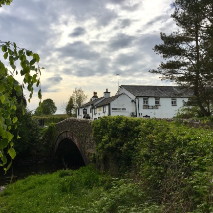 The Bridge Inn, Santon Bridge
