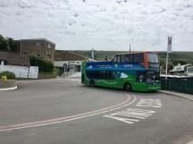 Needles Breezer bus