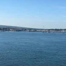 Crossing the Solent