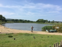 Sandown lake