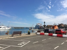 Yarmouth ferry terminal