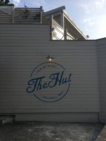 The Hut bar/restaurant