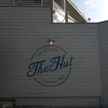 The Hut bar/restaurant