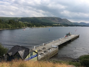 Pooley Bridge Pier