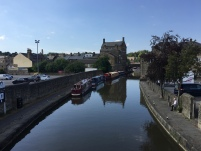 Leeds/Liverpool Canal at Skipton