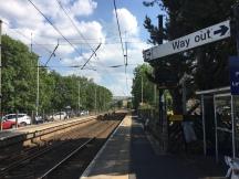 Cononley railway station