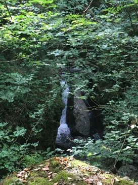 The Howk Waterfall