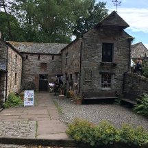 The mill comprising cafe and gift shops