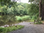 The duck pond/tarn