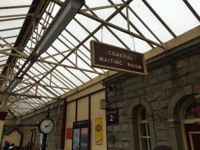 Rawtenstall station