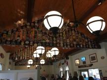 Inside the Trackside Bar