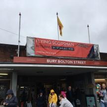 Bury Bolton Street Station
