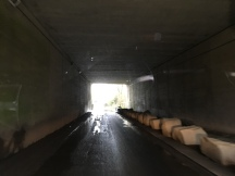 Tunnel under the M65